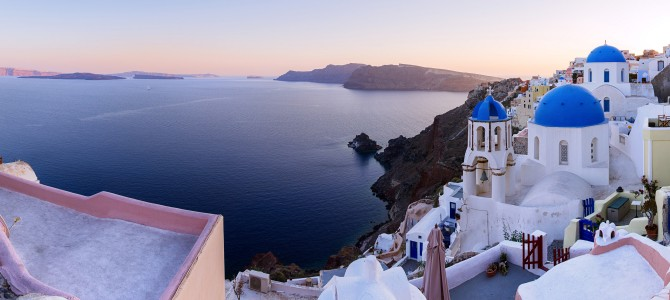 European Panorama of Greece