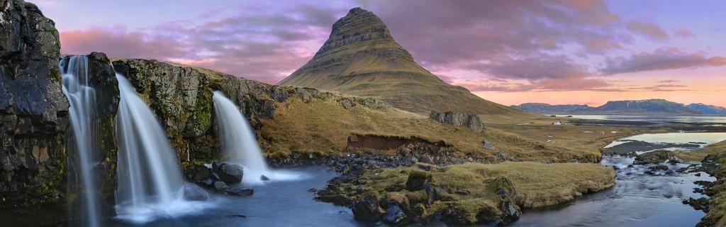 European Panorama of Iceland