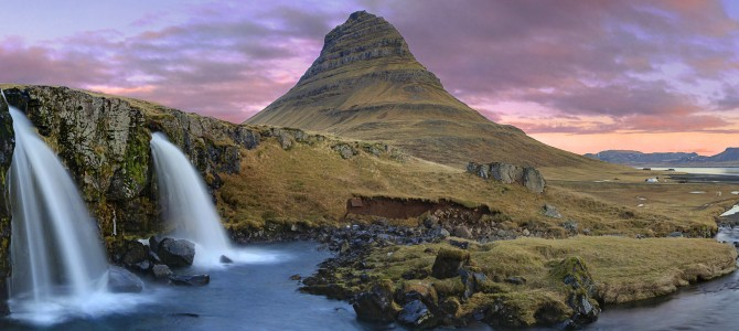 European Panorama of Iceland