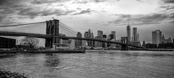 Brooklyn bridge and manhattan new york u s 2
